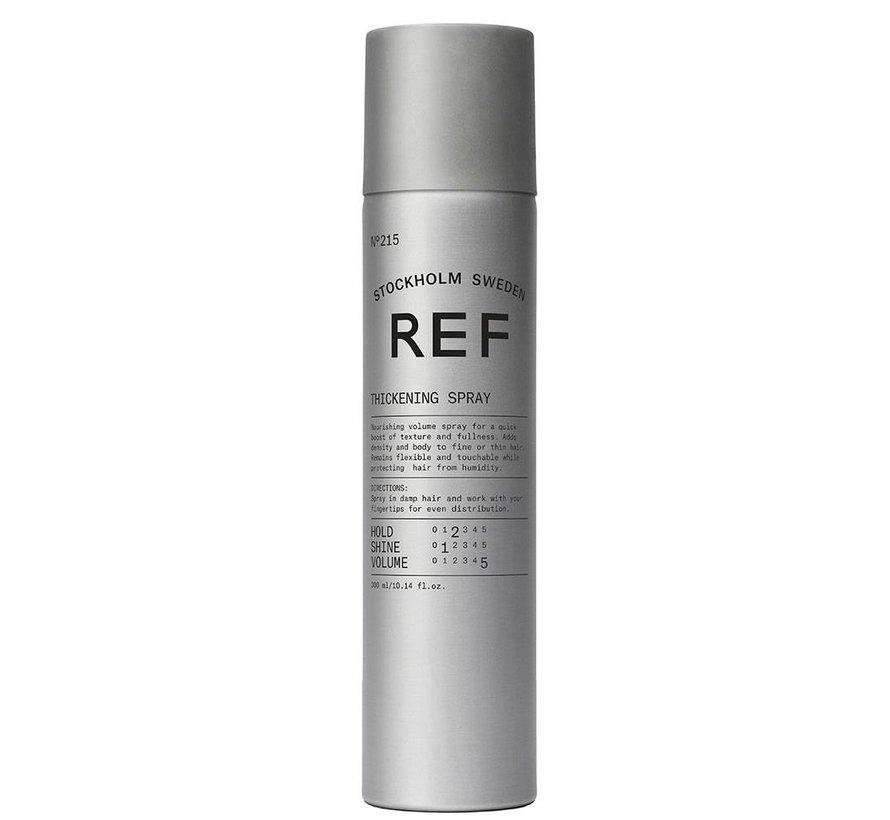 Thickening Volume Hairspray 215 - 300ml