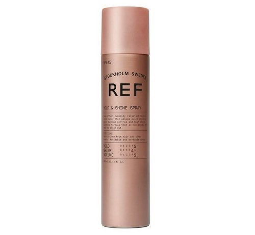 REF Hold & Shine Hairspray 545 - 300ml