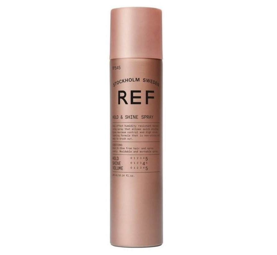 Hold & Shine Hairspray 545 - 300ml