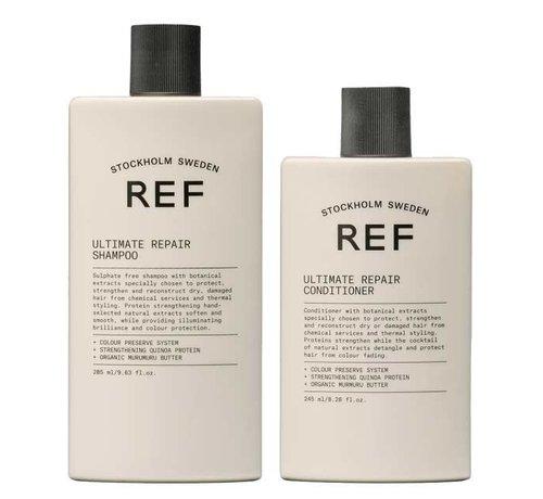 REF Ultimate Repair Set - 245+285ml