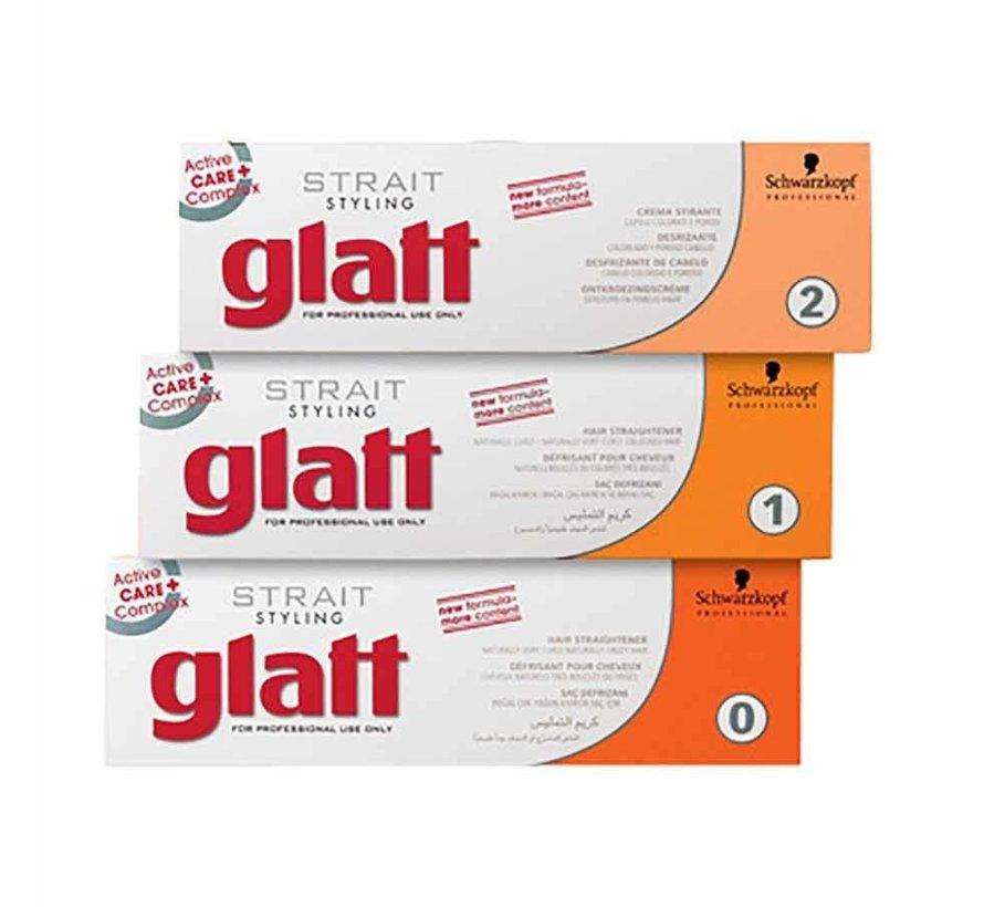 Strait Styling Glatt Kit - 2x 40ml