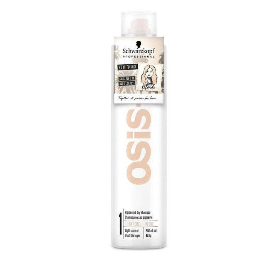 Osis+ Boho Rebel Dry Shampoo - Blond