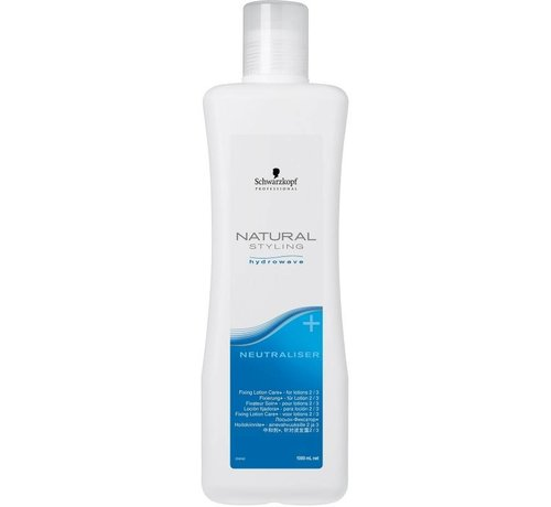 Schwarzkopf Natural Styling Hydrowave Neutraliser+ - 1000ml