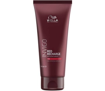 Wella Red Recharge Conditioner