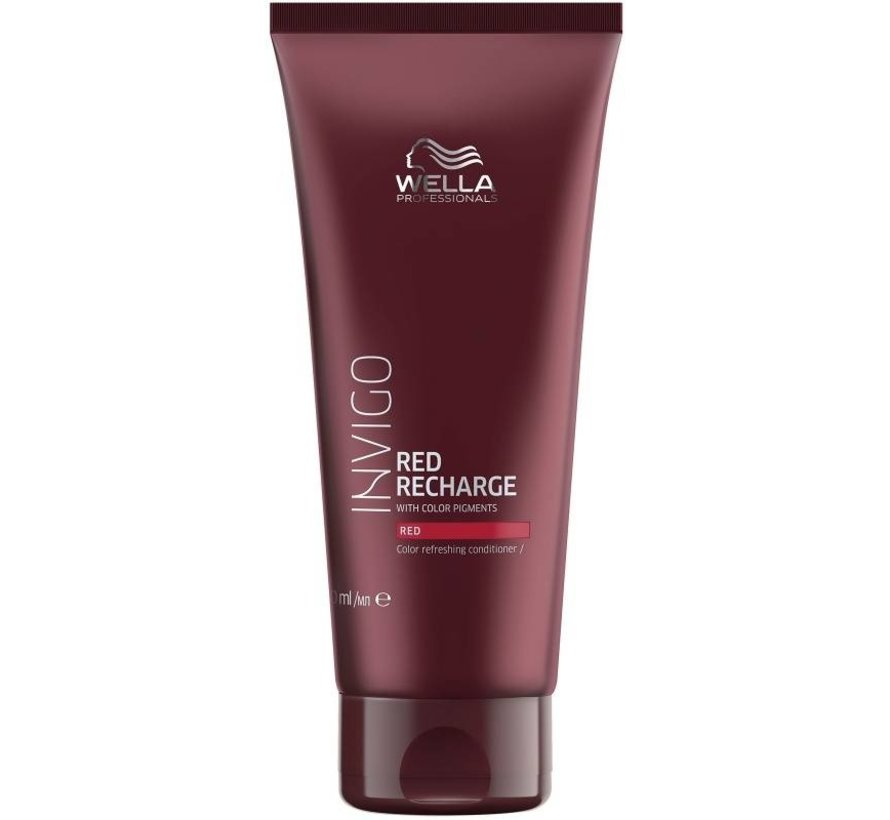 Invigo Red Recharge Kleur Conditioner - 200ml