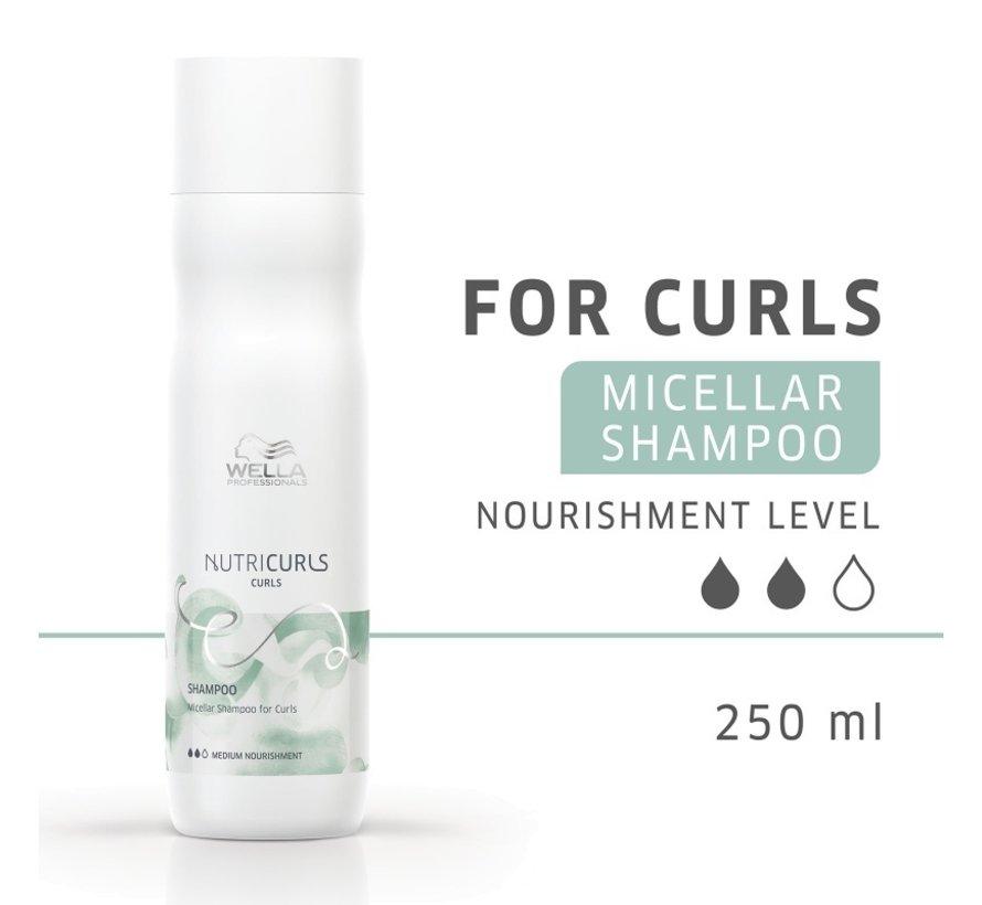 Nutri Curls Shampoo for Curls
