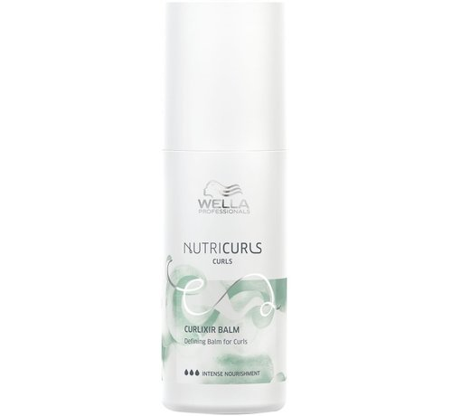 Wella Nutricurls Curlixir Defining Balm - 150ml