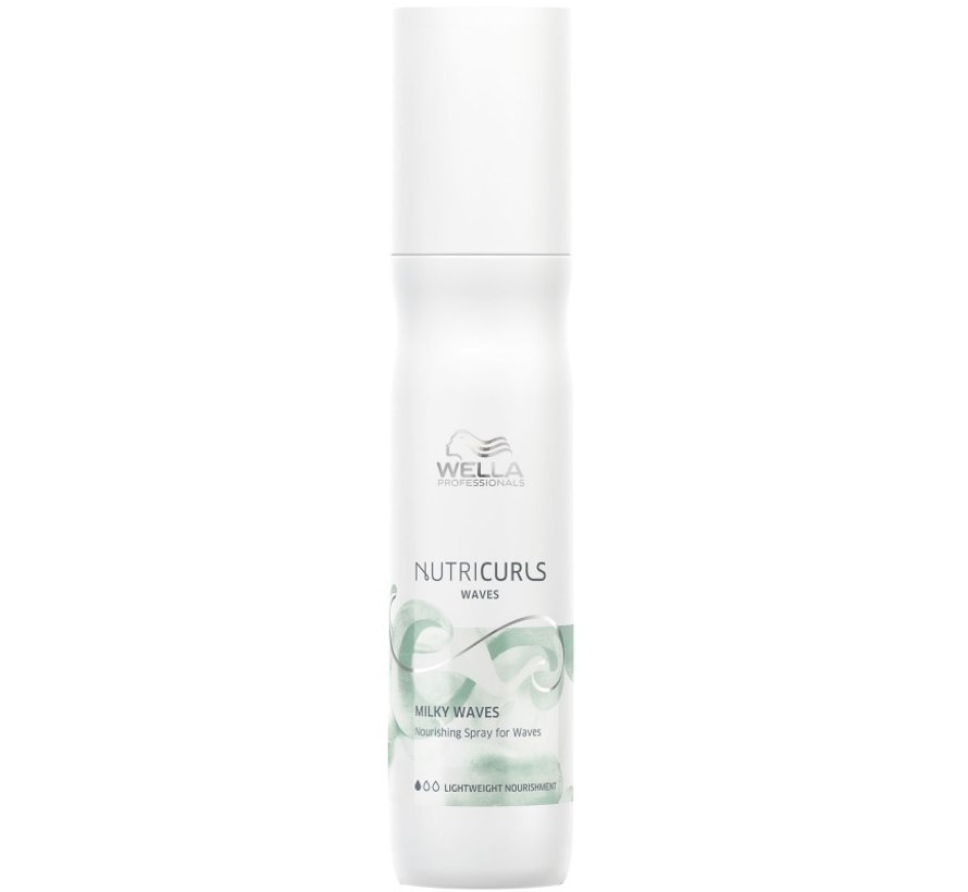 Nutricurls Milky Waves Nourishing Spray - 150ml