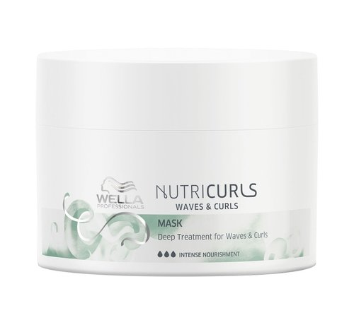 Wella Nutricurls Deep Treatment Mask for Curls & Waves