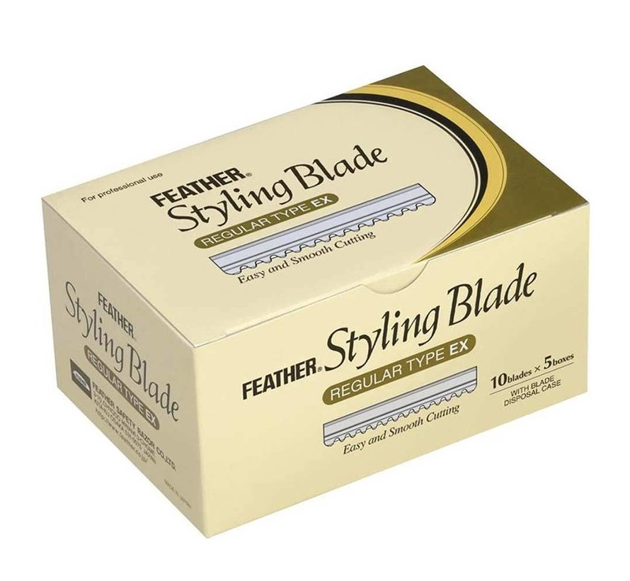Styling Blades - 50St.