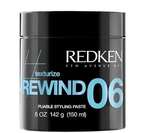 Redken Rewind 06 - Pliable Styling Paste - 150ml