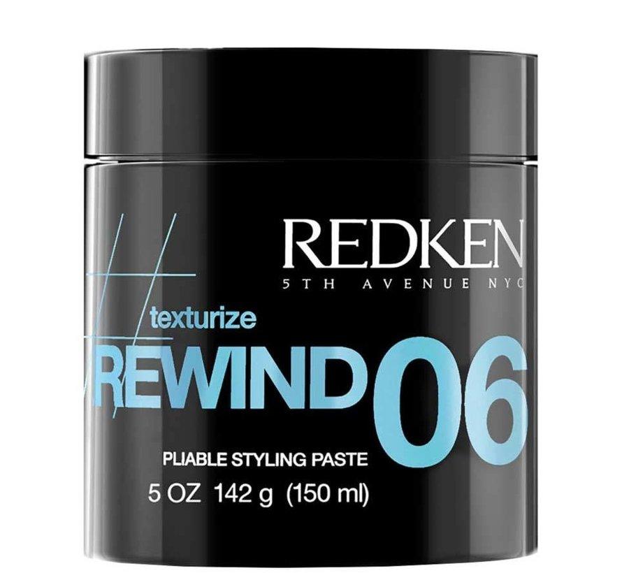 Rewind 06 - Pliable Styling Paste - 150ml