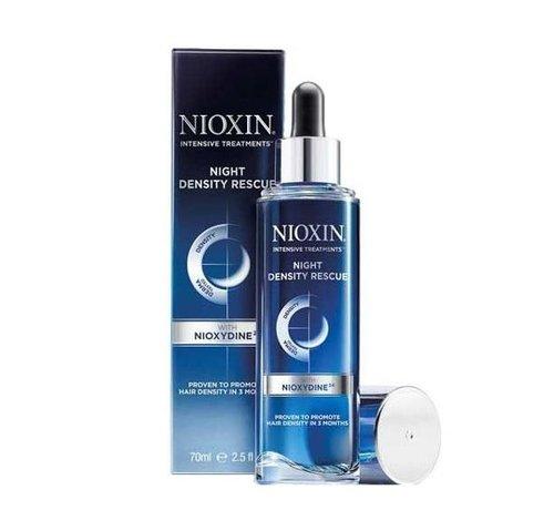 Nioxin Night Density Rescue - 70ml