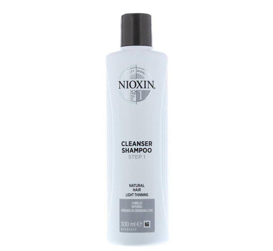 System 1 - Shampoo / Cleanser - 300ml