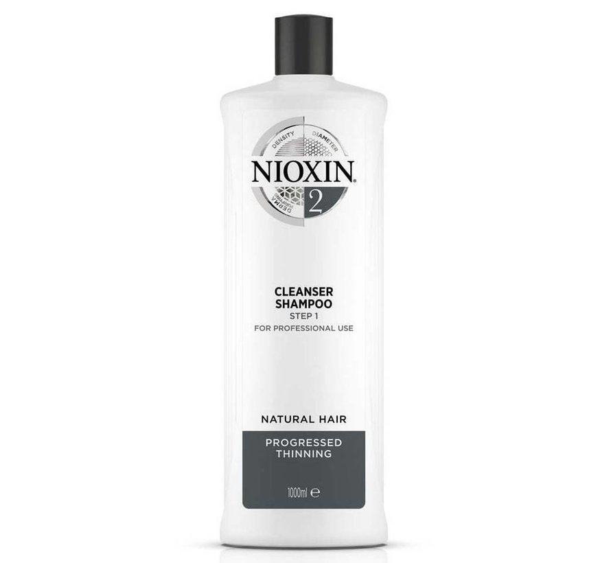 System 2 - Shampoo / Cleanser