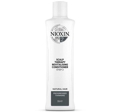 Nioxin System 2 - Scalp Therapy Revitalising Conditioner