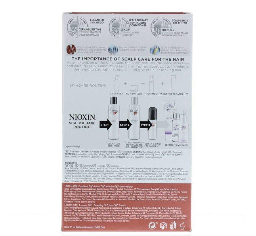 System 3 - Trial Kit - 150x150x50ml