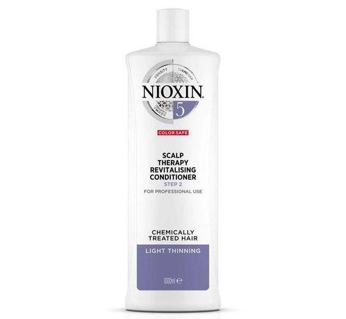 Nioxin System 5 - Scalp Therapy Revitalising Conditioner - 1000ml