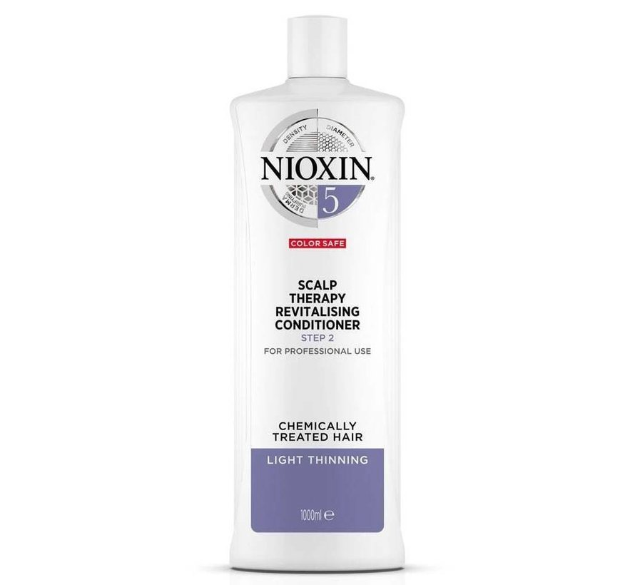 System 5 - Scalp Therapy Revitalising Conditioner - 1000ml