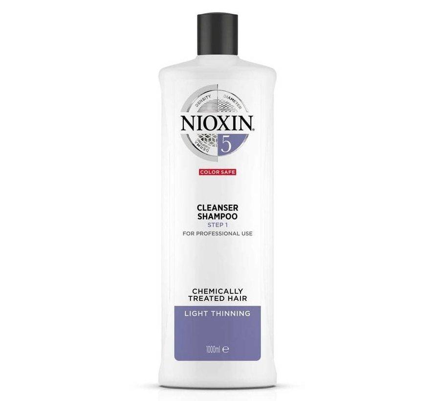 System 5 - Shampoo / Reiniger - 1000ml