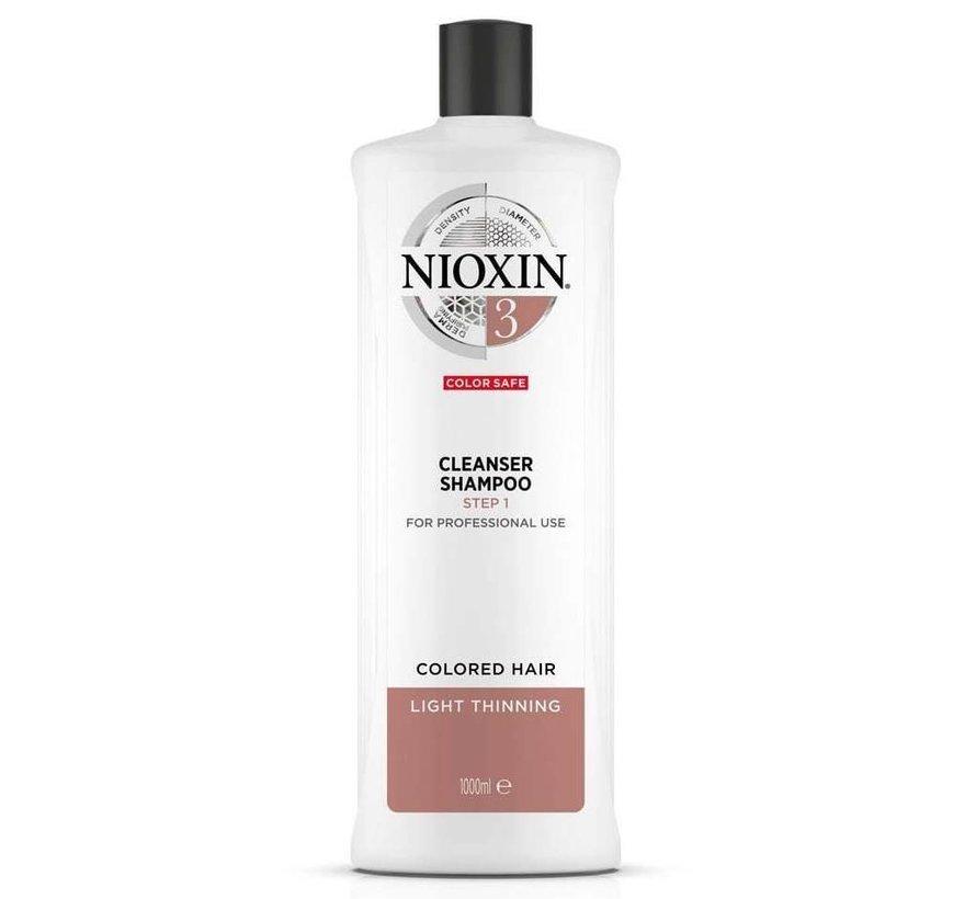 System 3 - Shampoo / Reiniger - 1000ml