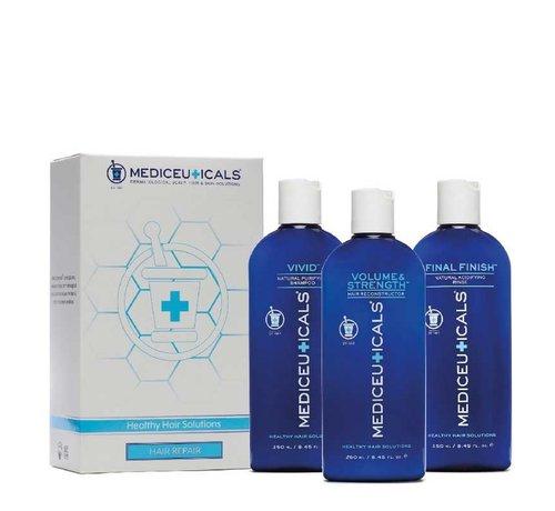 Mediceuticals Healty Hair Solutions Repair Kit