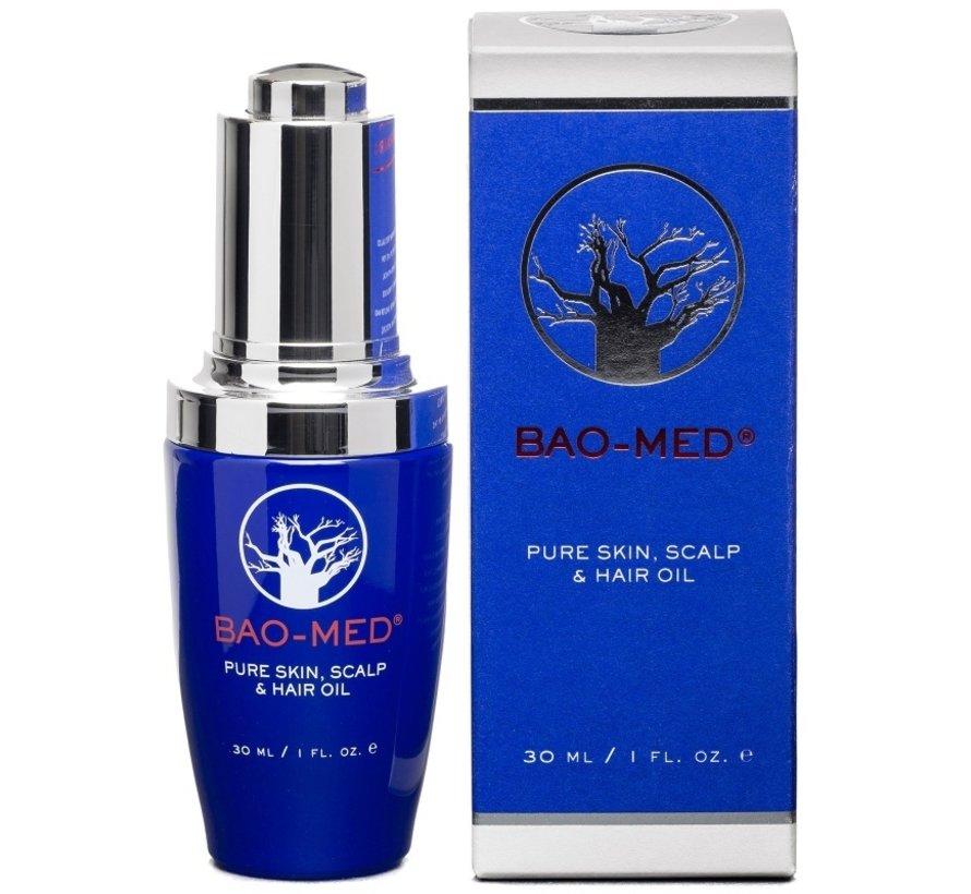 Bao Med Pure Skin, Scalp & Hair Oil - 30ml