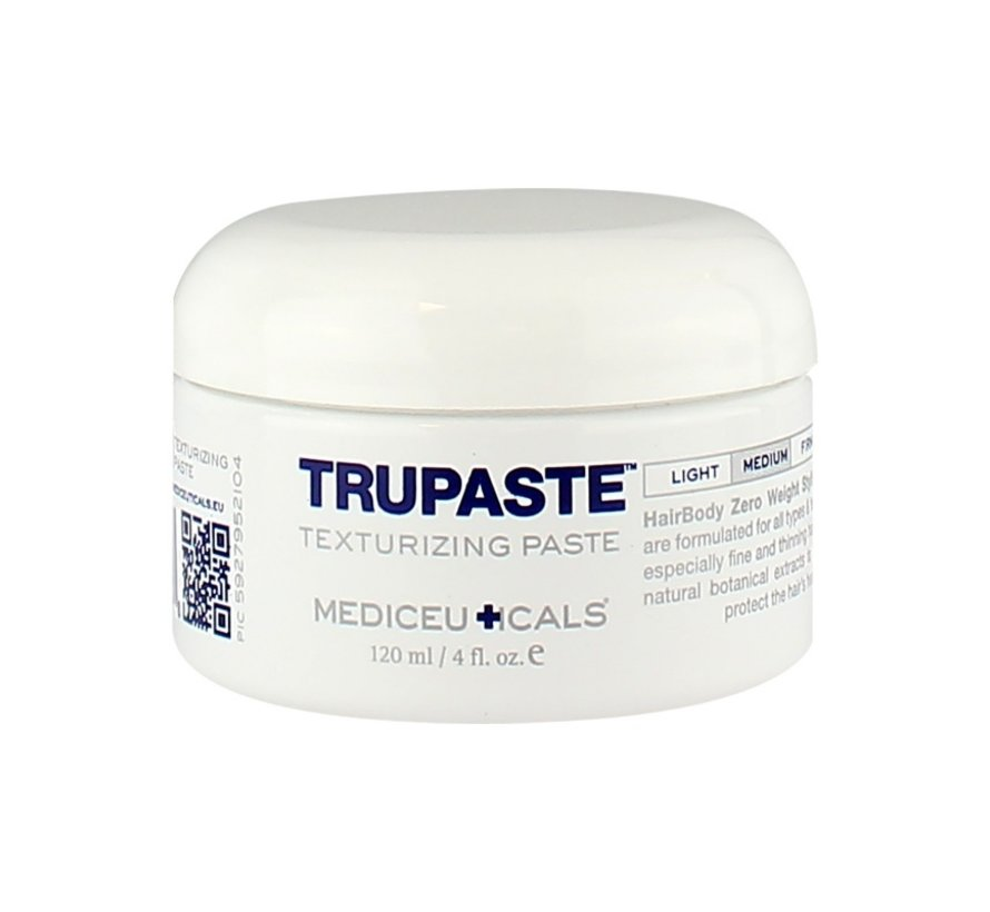 Trupaste Texturizing Paste - 120ml