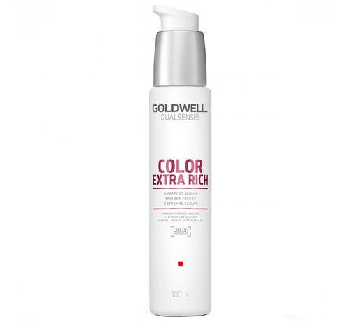 Goldwell Dual Senses Color Extra Rich 6 Effectserum - 100ml