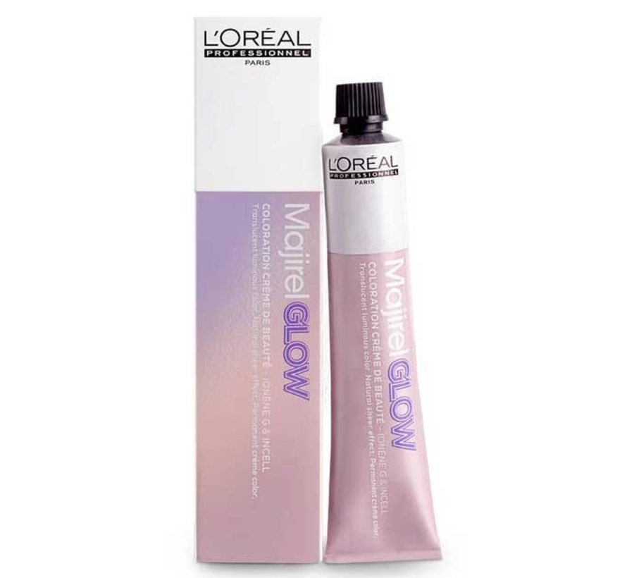 Majirel Glow Light Base Haarfarbe - 50ml