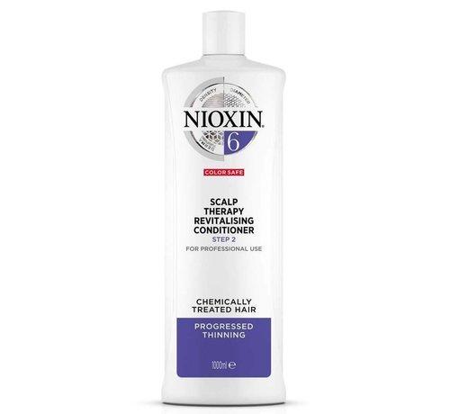 Nioxin System 6 - Scalp Therapy Revitalising Conditioner - 1000ml