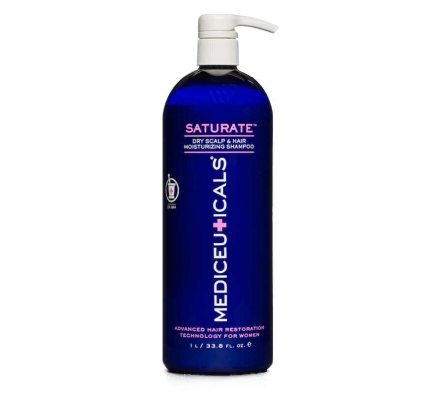 Saturate Moisturizing Shampoo - 1000ml