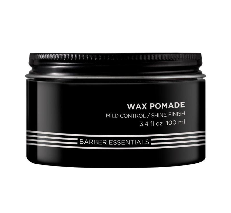 Brews Men's Wax Pomade - 100ml