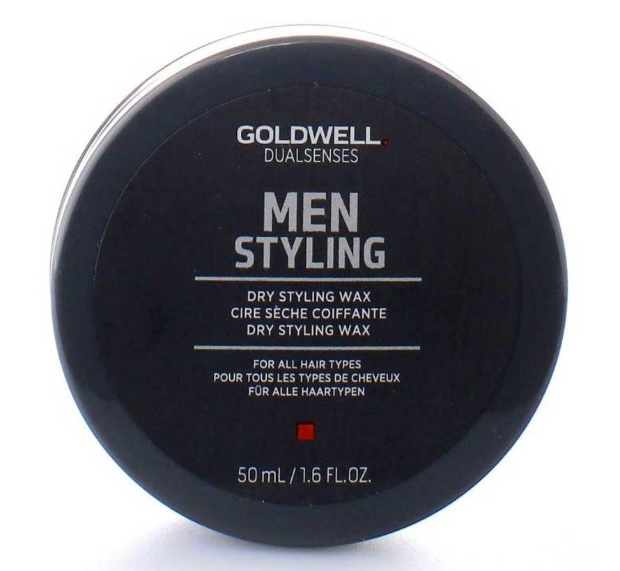 Dualsenses Men Dry Styling Wax - 50ml