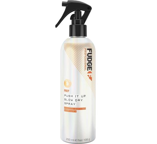 Fudge Prep Push It Up Blow Dry Spray - 200ml