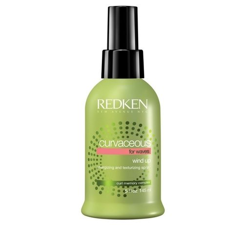Redken Curvaceous - Wind Up Spray - 145ml