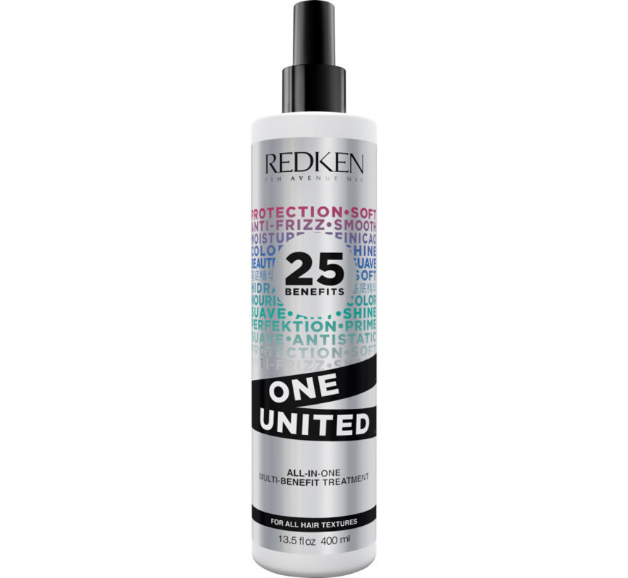 One United Elixir All-In-One Spray