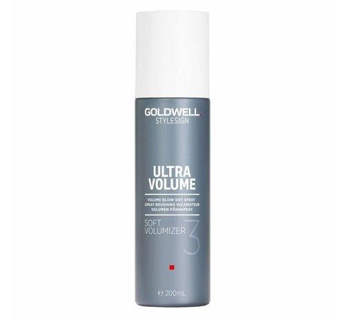 Goldwell Stylesign Ultra Volume Soft Volumizer Blow-Dry Spray - 200ml