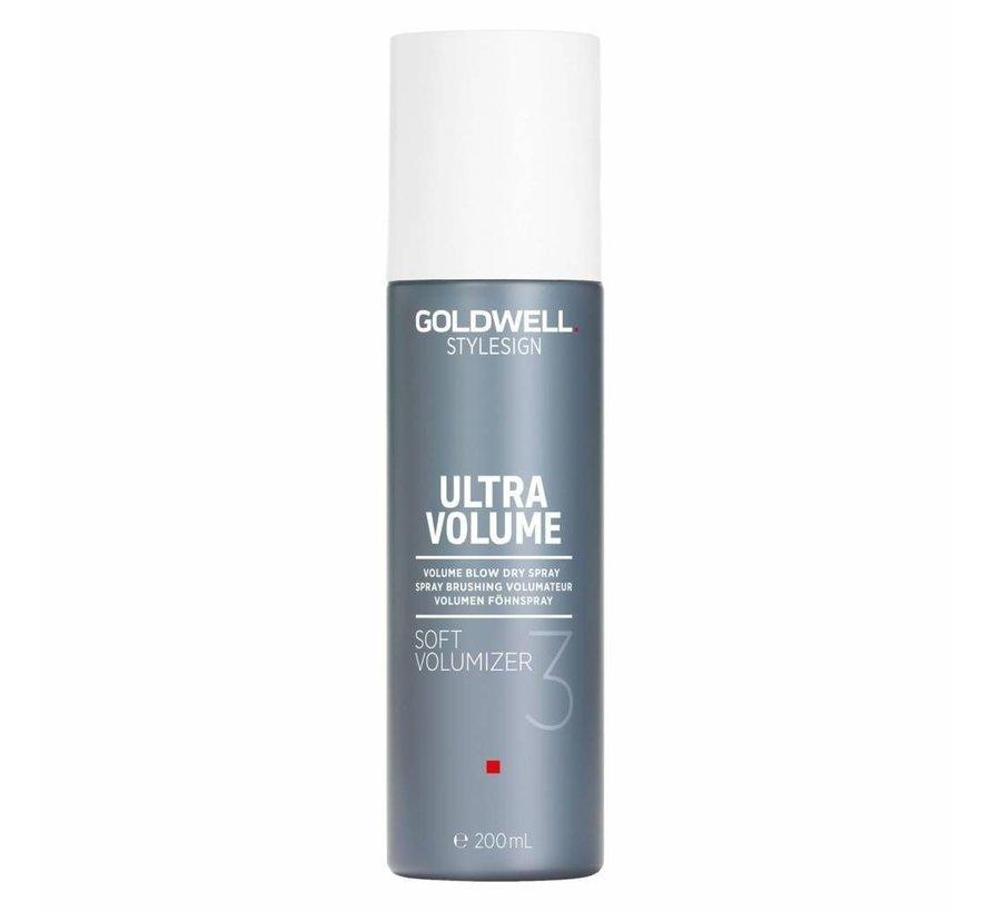 Stylesign Ultra Volume Soft Volumizer Blow-Dry Spray - 200ml