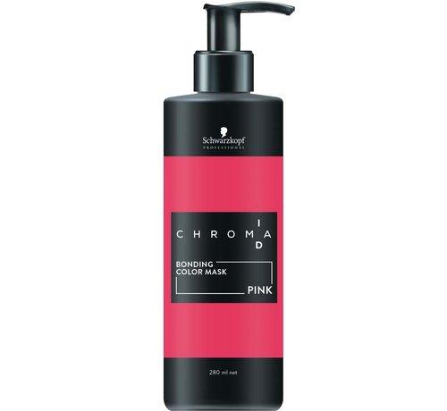 Schwarzkopf Chroma ID Bonding Intense Pink Colour Mask - 280ml