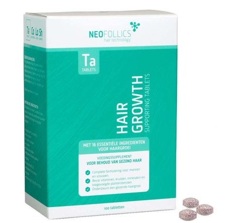 Neofollics Hair Growth Supporting Tablets - 100st