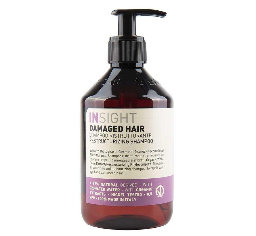 Damaged Hair Restructurizing Shampoo