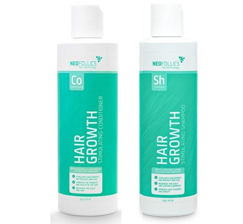 Neofollics Hair Growth Stimulating - Set