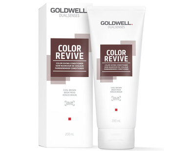 Goldwell Color Revive Conditioner - Cool Brown