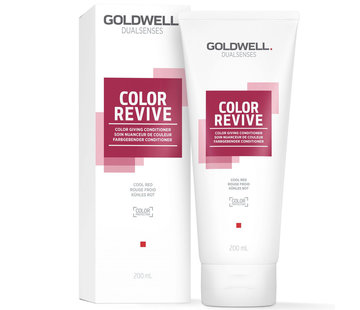 Goldwell Color Revive Conditioner - Cool Red