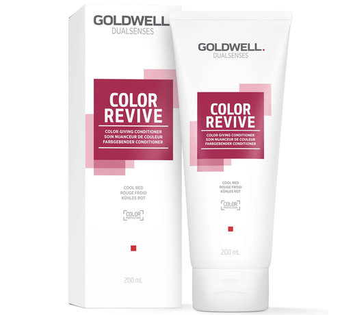 Goldwell Dualsenses Color Revive Conditioner Cool Red - 200ml