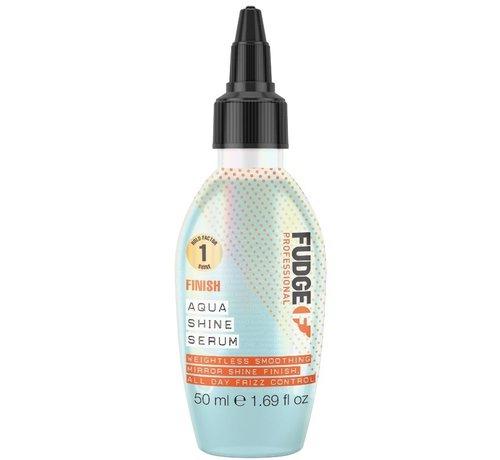 Fudge Finish Aqua Shine Serum - 50ml