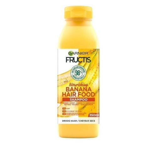 Fructis - Banana Hair Food Shampoo - 350ml