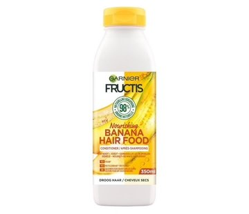 Banana Hair Food Conditioner