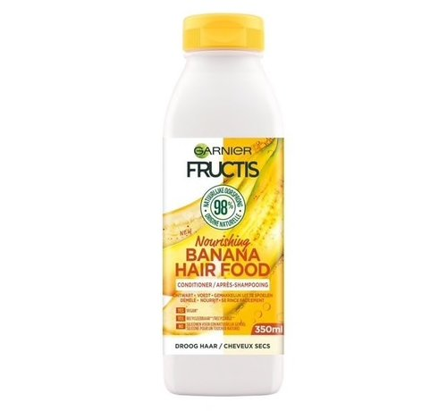 Fructis - Banana Hair Food Conditioner - 350ml